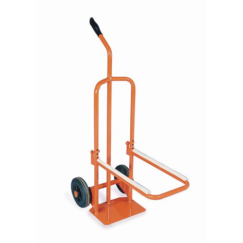 Height adjustable chair truck
