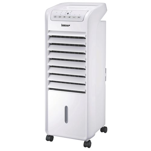 2 in 1 air cooler with humidifier