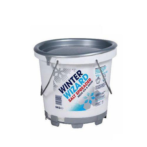 Winter wizard salt'n'shake de-icing salt