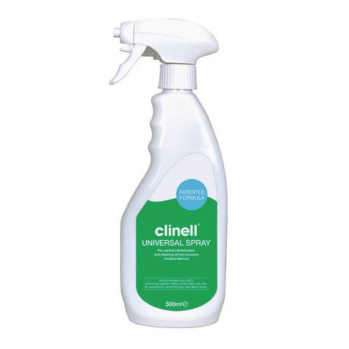 Clinell universal spray