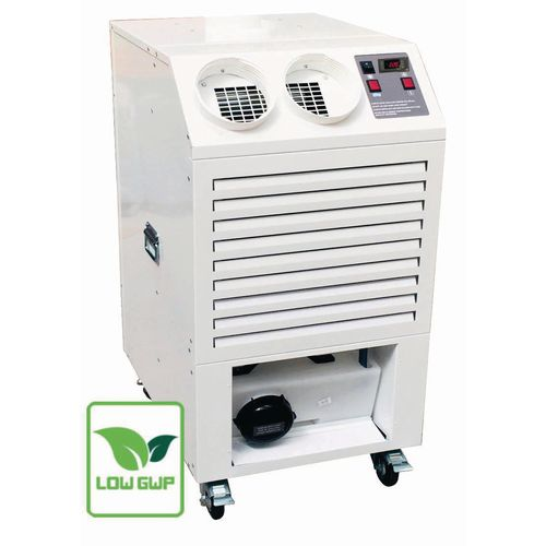 Commercial portable low GWP air conditioner 9kW