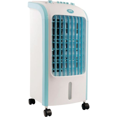 Small office evaporative air cooler