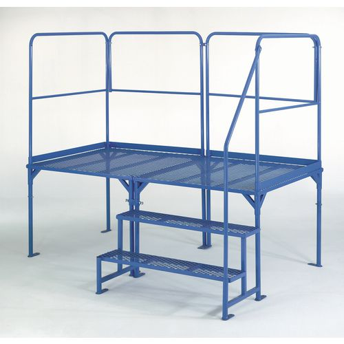 Static work platforms - Platform size - 2000 x 1000mm
