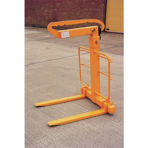 Pallet (crane) forks