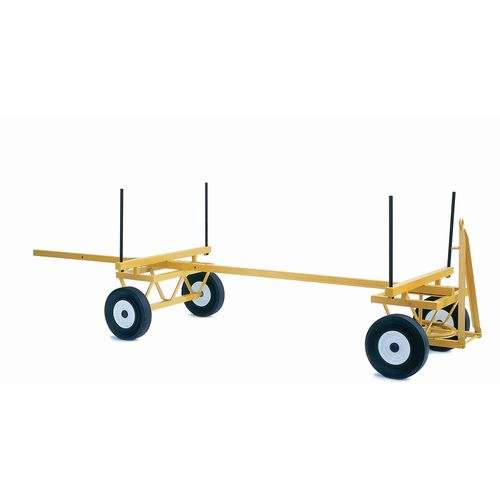Timber/pole trailers
