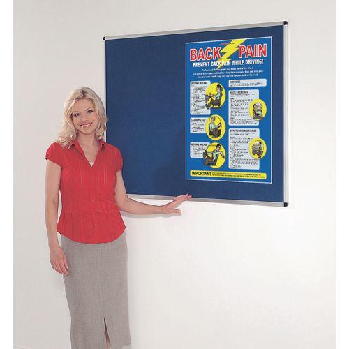 Fire resistant premium office noticeboards