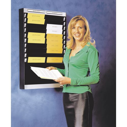 Heavy duty document panels - For A5 documents