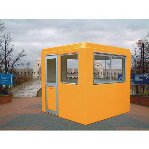 Security gatehouse