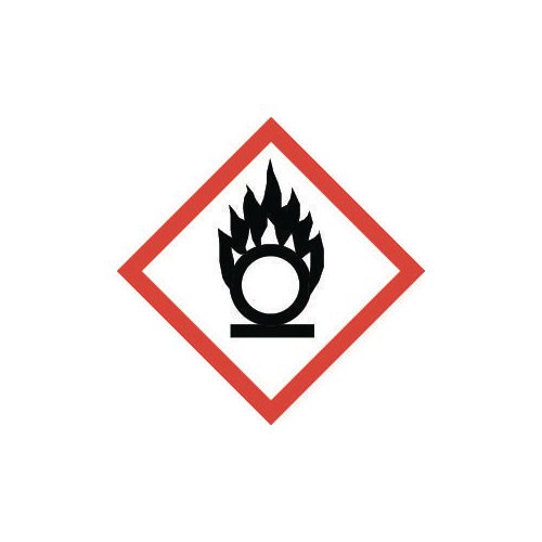 CLP regulation labels - Oxidizing