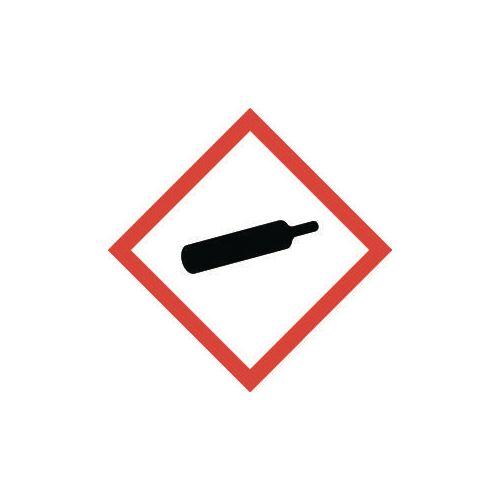 CLP regulation labels - Cylinder