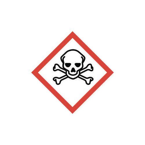 CLP regulation labels - Toxic
