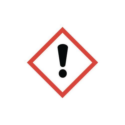 CLP regulation labels - Warning