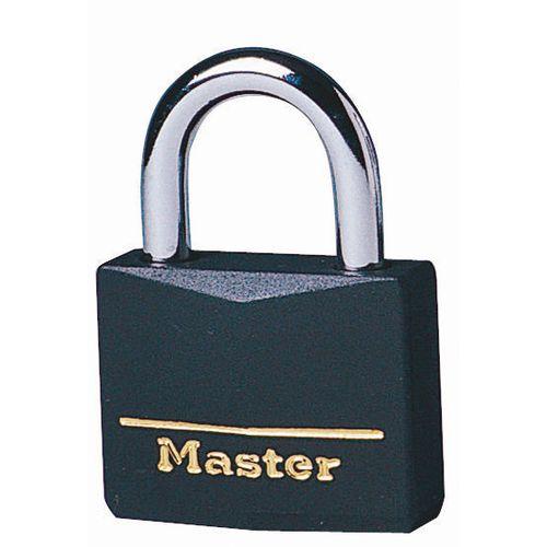 Coloured lockout padlocks