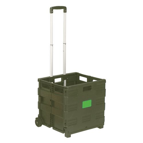 Lightweight container trolleys - 35kg capacity