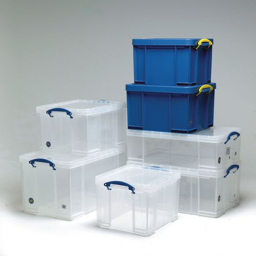 Really Useful Box® - Transparent containers