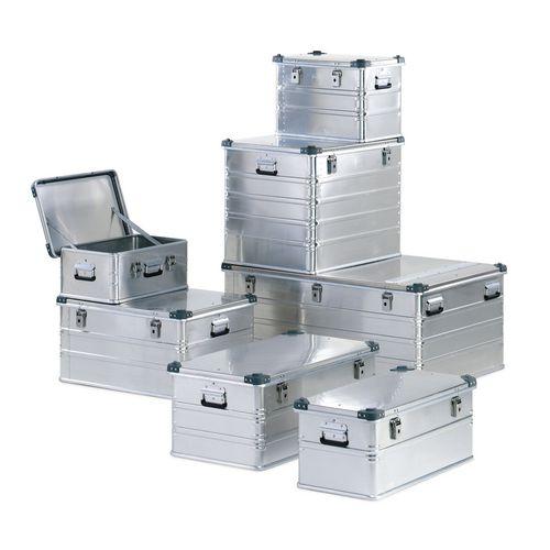 Aluminium transit cases