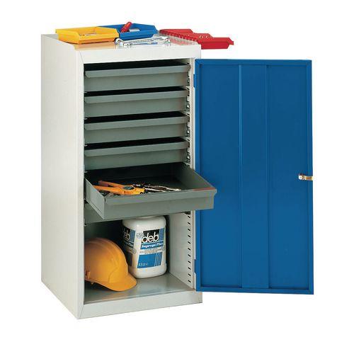 Tool cupboards - Single door