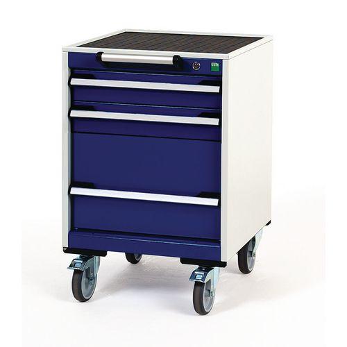 Bott heavy duty mobile cabinets