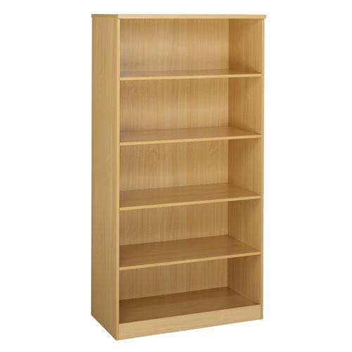 Deluxe open bookcase