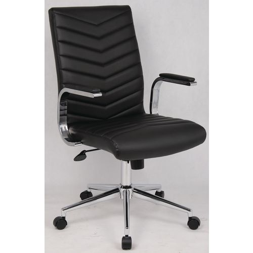 Executive soft leather chair
