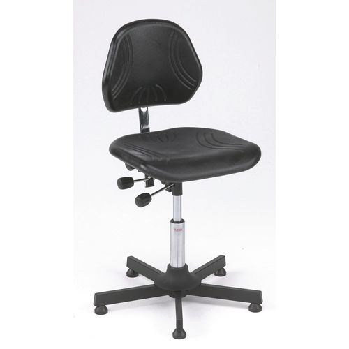 Universal industrial chairs - Heavy duty PU seat
