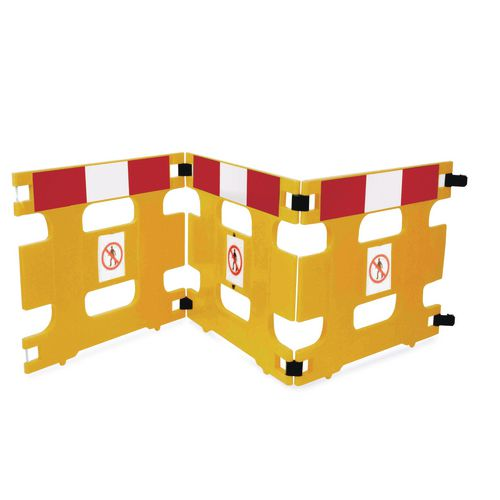 Chapter 8 safety barrier