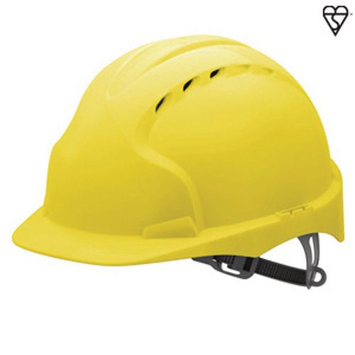 EVO3 safety helmets with comfort harness