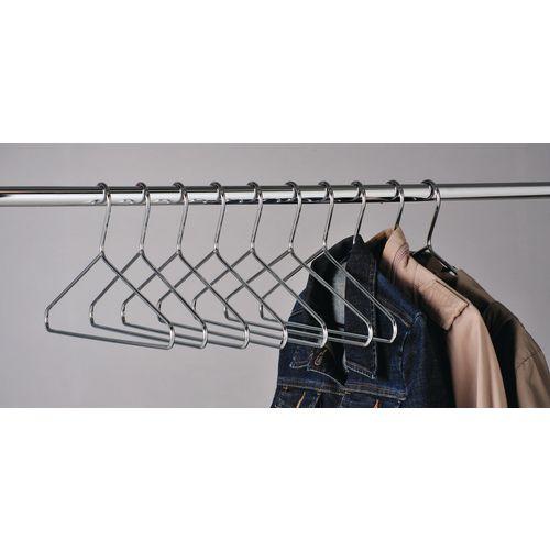 Heavy duty chrome hangers
