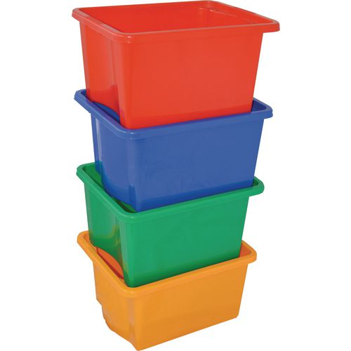 Lightweight stack and nest box