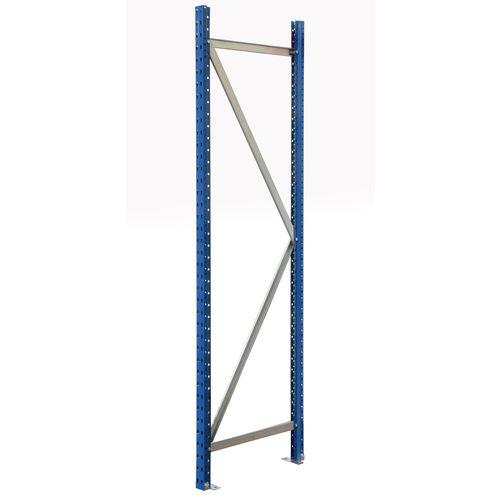 Super heavy duty wide span shelving - Frames