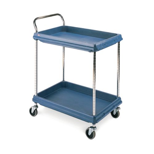 Deep ledge trolleys - microban protected