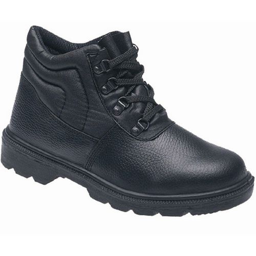 TOESAVERS black safety boot