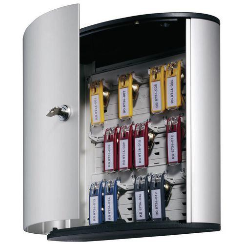 Durable aluminium key cabinets