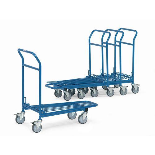 Fetra warehouse trolleys
