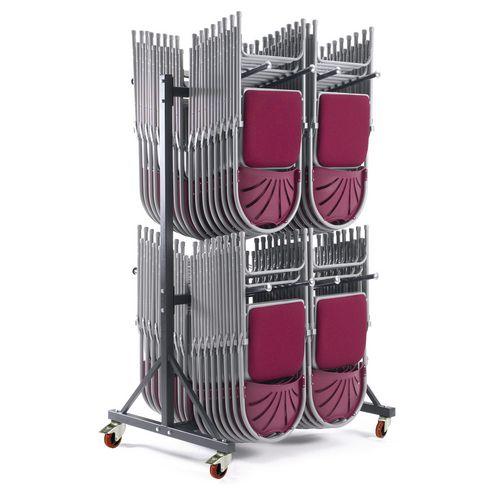 Mobile storage trolley