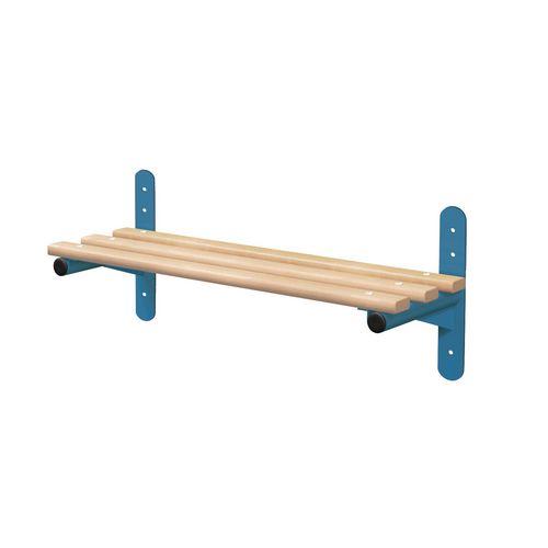 Probe wall mounted bench seat
