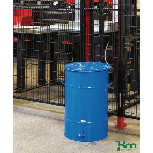 Konga pedal operated rubbish bin
