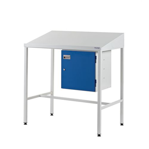 Workstations  - With cupboard