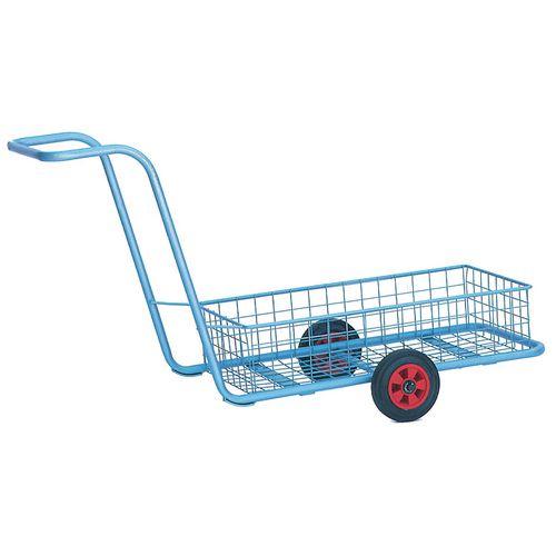 Wire DIY trolleys