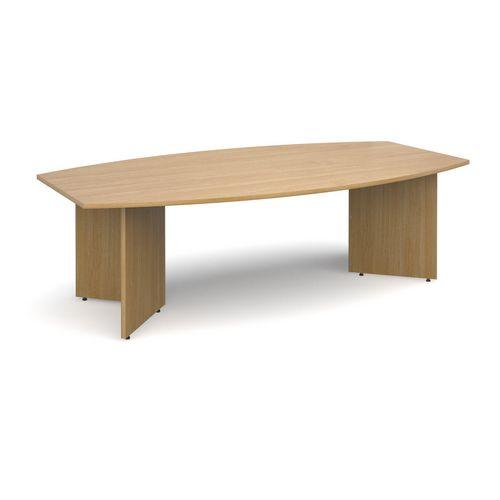 Arrowhead boardroom table