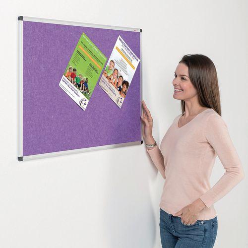 Eco-Colour® Fire resistant premium office noticeboards