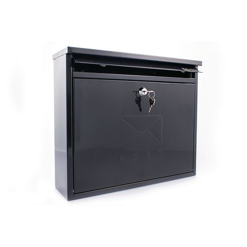 Extra large modular post box