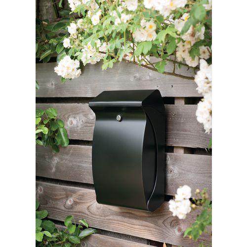 Extra large plastic post box