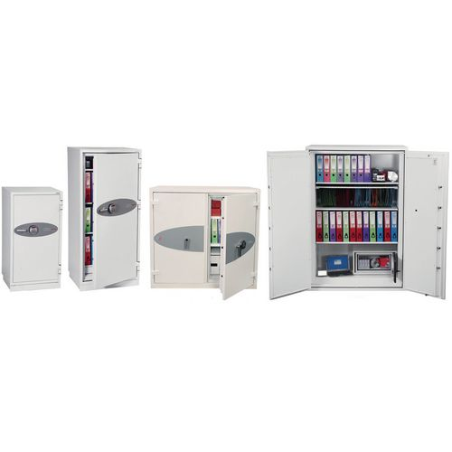 120 minute fire safe with electronic lock