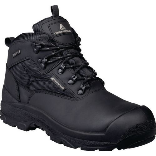 Waterproof Samy black safety boots
