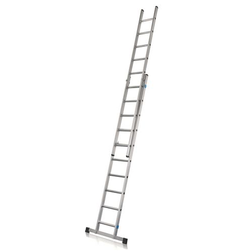 Extension ladders for trade use - two section
