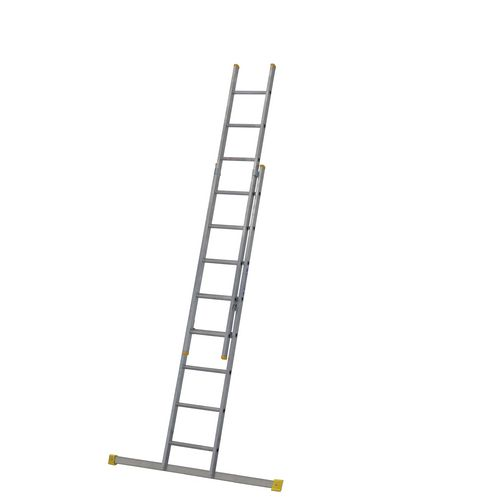Comfort rung ladders - Two section