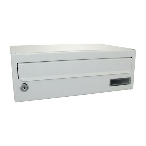 Horizontal post box