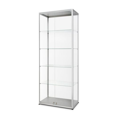 Glass trophy showcase cabinets