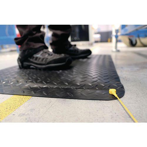 ESD Dual layer anti-fatigue mat